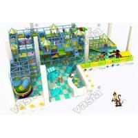 China Indoor Soft Playground (VS1-101020-260A-16) wholesale