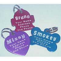 China Unique Soft Enamel Dog Tags wholesale