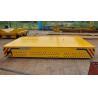 China 企業の遠隔箱が付いている鋼鉄回転柵の移動のカートの長いすくいの管 wholesale