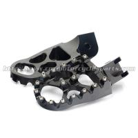 China Aluminum Alloy 7075 Dirt Bike Foot Pegs BMW F650GS F800GS R1200GS Highway Pegs on sale