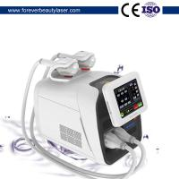 Buy cheap portable Germany opt shr skin rejuvenation ipl hair removal machine from wholesalers