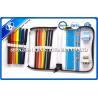 China Single Layer Customized  Nylon Stationery Set 13Cm × 2.5Cm × 19.5Cm wholesale