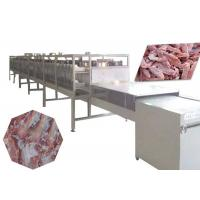 China Automatic 60KW Food Thawing Machine Adjusted Speed wholesale
