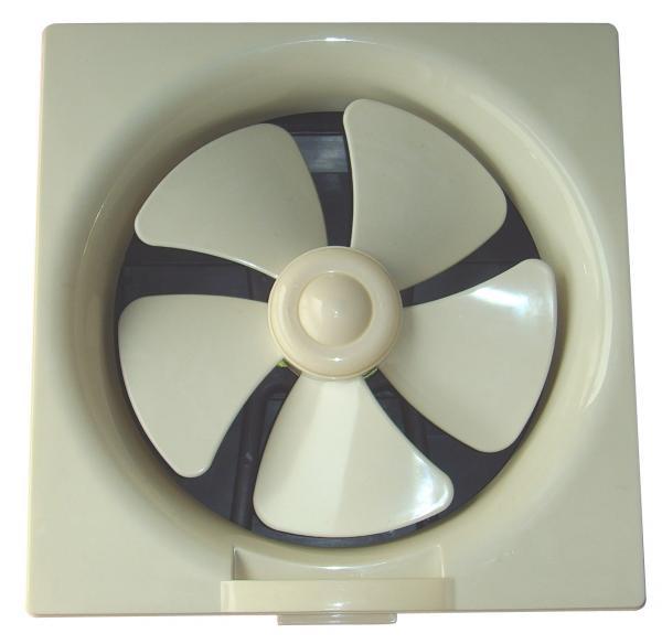 Exhaust Ventilator Pictorial : Exhaust fan