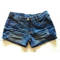 China Stock Jeans Short Pants For Women on sale
