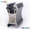 China Sliding open style and double glazed Aluminum sliding windows Profile wholesale