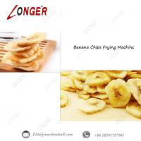 China Fully Automatic Banana Chips Production Line|Commercial Plantain Chips Making Line|Banana Chips Processing Line wholesale