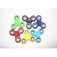 Buy cheap Arrvial fidget spinner fingertip gyro / finger decompression triangular gyro / from wholesalers