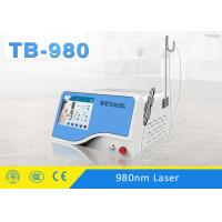 China 1-100ms Adjustable 980nm Diode Laser Vascular Red Blood Vessel Removal 10W 15W 30W wholesale