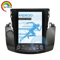 China Car Head Unit Multimedia Player Auto Android For Toyota Rav4 2006 - 2012 wholesale