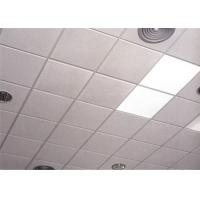 China Aluminum Fireproof Suspended Ceiling Tiles For Interior Decoration on sale