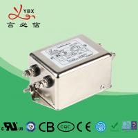 China Electrical 30A Low Pass EMI Filter / Single Phase Inverter EMI Filter on sale
