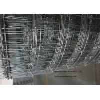 China Galvanized Fixed Knot Cattle Wire Fence Easy Install With High Strength wholesale