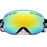 China Windproof Warm Dual-lens Adjustable Ski Snowboard Goggles for man and woman wholesale