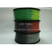 China ABS PLA 3d printer filament color changed with temperature wholesale