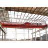 China Grúa de arriba del haz doble industrial, puente rodante eléctrico wholesale