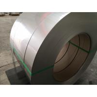 China Chemical Resistant Brushed Stainless Steel Strip / 439 Stainless Steel Coil wholesale