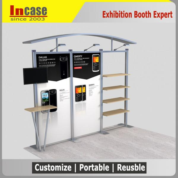 Trade Show Poll Booth Of Exhibition Booth Displays Images