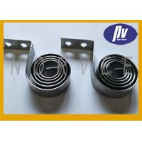 China Helical Compression Spring , Stainless Steel Spiral Power Spring For Machinery wholesale