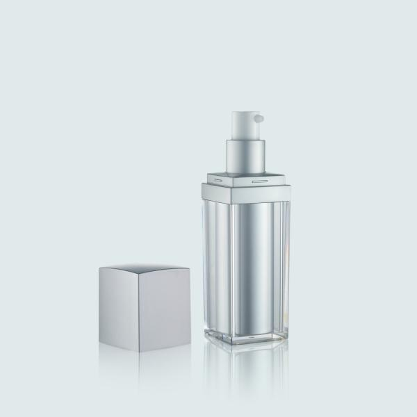 Quality Airless Dispenser Bottles Skin Care Cosmetic Wholesale GR222A 15/30/50ML for sale
