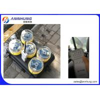 China LED / NVG IR LED 850nm Solar Airport Lighting / Portable Emergency Heliport helipad lighting with carrying case wholesale