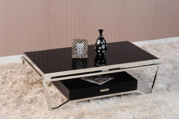 Stainless Steel Sofa coffee tables glass coffee table tea table end table images.