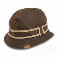 China Bucket Hat, Protects from Cold Weather, Available in Various Sizes wholesale