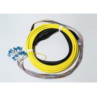 China OEM factory high quality LC OM1/OM2/OM3/OM4 Optical Fiber Patch Cord Indoor pre- terminated cable wholesale