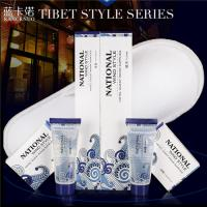 China RANCRNUO Hotel & Travelling use bath accessories travel set cheap hotel amenities wholesale