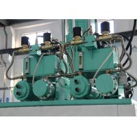 China Automatic Rubber Injection Moulding Machine , 800Ton Clamp Force Silicone Molding Machine wholesale