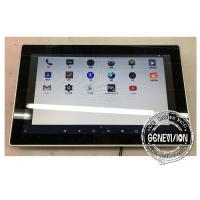 Buy cheap 15.6inch Table PCAP Android Touch Screen Kiosk Digital Signage With Googleplay from wholesalers