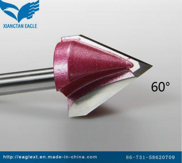 Quality 3D V-Grooving Woodworking Router Bits for sale