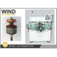 Buy cheap Solar Steering Motor Armature Winding Machine Flyer Winder Rotor Lap Winder from wholesalers