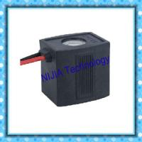 China Black 13W Magnet Coil AC Solenoid Coil with F , H Insulation Class wholesale