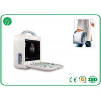 Professional Medical Equipment Portable Color Doppler Machine For Hospital / Clinic