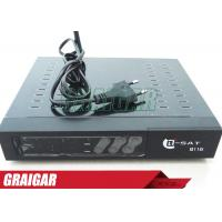 China HDMI Wire 1080P Full HD Satellite Receiver with DVB-S2 / MPEG-4 / H.264 Decoder on sale