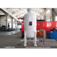 China Vertical Gas vane separators Provide Liquid Removal From Natural Gas on sale