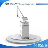 China best effective laser tattoo removal machine q switch nd yag laser with spot size wholesale
