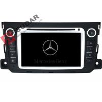 China Multi Point Touch Screen Mercedes Benz Car DVD Player For Smart Fortwo Navigation System on sale