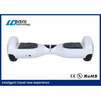 China 2 Wheels 6.5 Inch Hoverboard 3 Hours Charging Time Environmental Protection wholesale