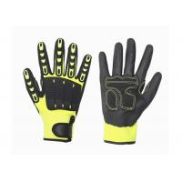 China Wear Resistant Industrial Safety Gloves For Hunting / Tactical Training on sale