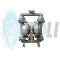 China Chemical Pneumatic Double Diaphragm Pump Air Operated High Flow Easy Operation on sale