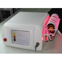 635nm Diode / Lipo Laser Relieve Fatigue Machine With Eight Pads