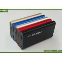 China External Phone Battery Charger , Portable Mobile Slim Card Power Bank wholesale