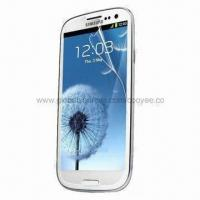 China Ultra Clear Screen Protector for Samsung Galaxy S III wholesale