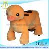 China Hansel new kiddie ride amusement kiddie rides dog walking machine wholesale