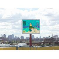 Buy cheap AC 85 - 265 V P25 RGB Video Outdoor LED Screens 1600 dots / ㎡ from wholesalers