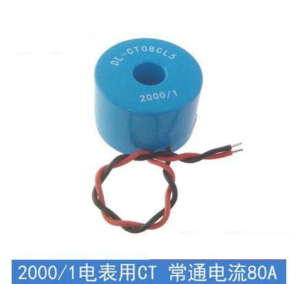 Quality Dl-ct08cl5 micro current transformer 30a/15ma 40a/20ma 50a/25ma 20a/10ma for sale