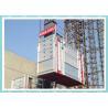 China Galvanized Tower Building Hoist Construction Elevator rental hoist wholesale