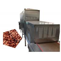 China Soybean Product Microwave Vacuum Drying Equipment Electrical Cabinet Sterilization wholesale